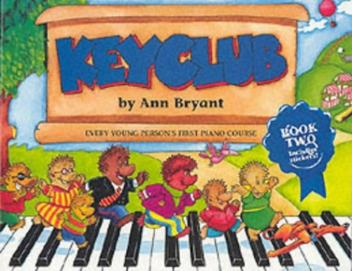 Keyclub Pupil's Book 2 By Ann Bryant