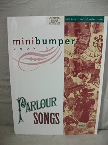 Mini Bumper Book of Parlour Songs By Miranda Steel