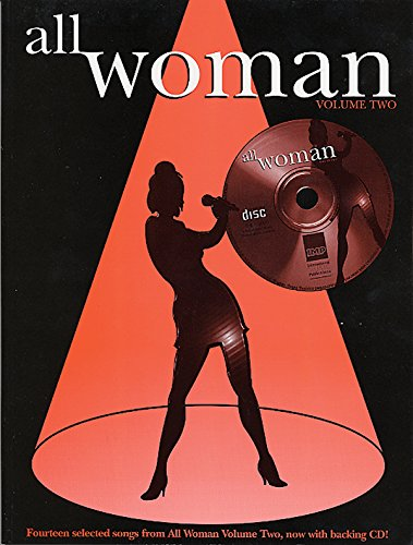 All Woman Collection: (Piano, Vocal, Guitar): v. 2 by International Music Publications