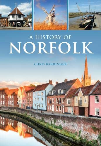 A History of Norfolk By Chris Barringer