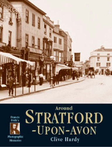 Stratford Upon Avon By Clive Hardy