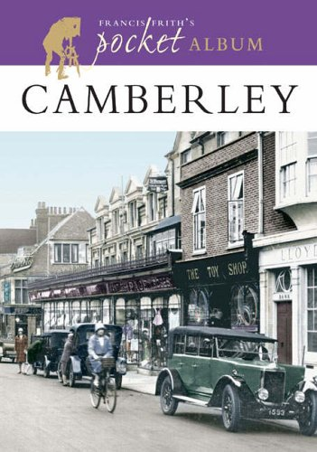 Francis Frith's Camberley Pocket Album by Francis Frith