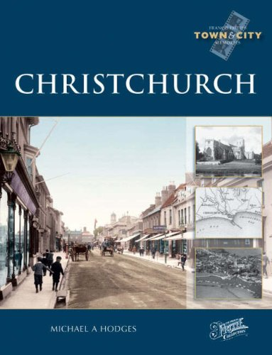 Christchurch By Michael A. Hodges