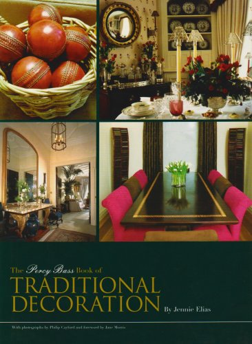 The Percy Bass Book of Traditional Decoration By Jennie Elias