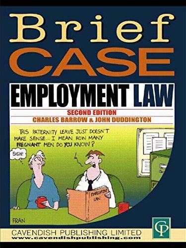 Briefcase Employment Law By John Duddington