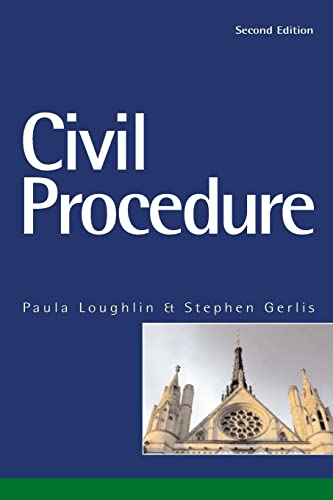 Civil Procedure By Paula Loughlin
