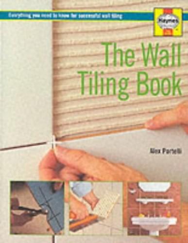 Wall Tiling Book By Alex Portelli