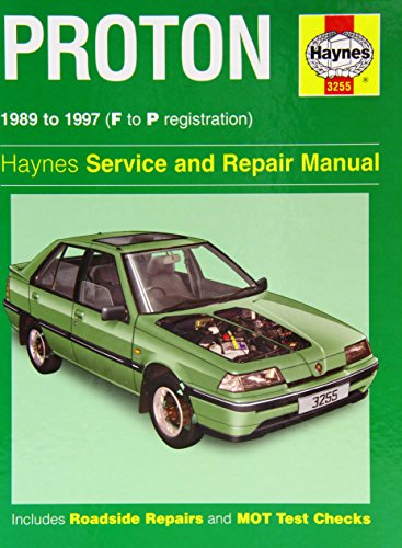 Proton (89 - 97) F To P By Haynes Publishing
