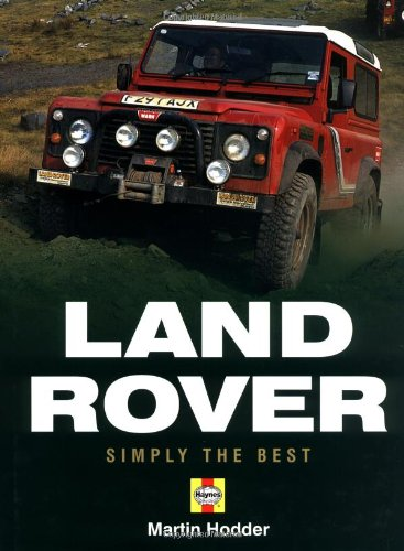 Land Rover By Martin Hodder