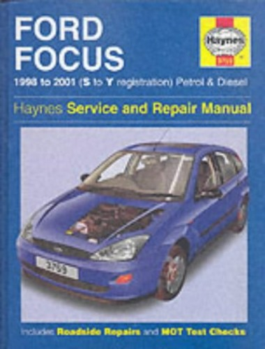 Ford Focus Service and Repair Manual by R. M. Jex