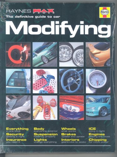 The Modifying Manual: The Definitive Guide by Bryn Musselwhite