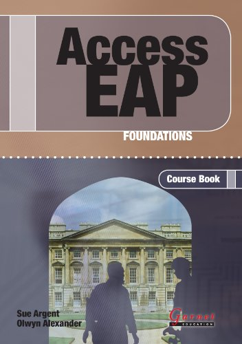 Access EAP: Foundations: Course Book By Sue Argent
