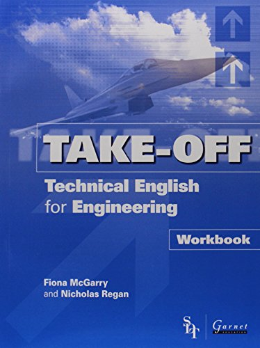 Take-off - Technical English for Engineering - Workbook By Fiona McGarry