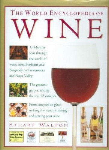 Book of Wine by Stuart Walton