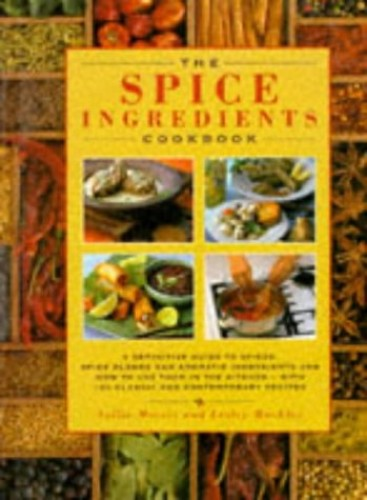 The Spice Ingredients Cook Book By Sallie Morris