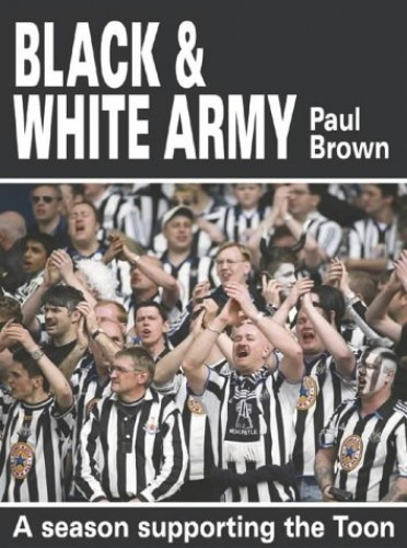 Black & White Army By Paul Brown