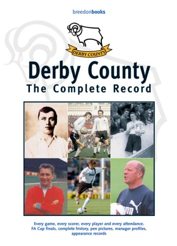Derby County By Gerald Mortimer