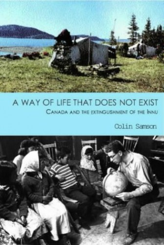 A Way of Life That Does Not Exist By Colin Samson