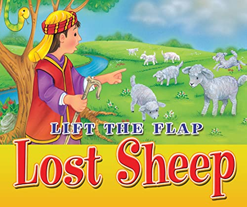 Lift the Flap Lost Sheep By Juliet David