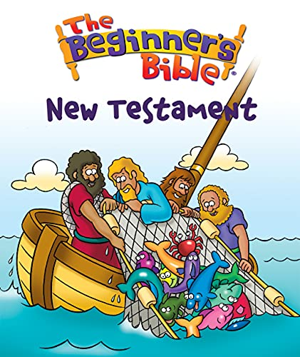 The Beginner's Bible New Testament by Catherine DeVries