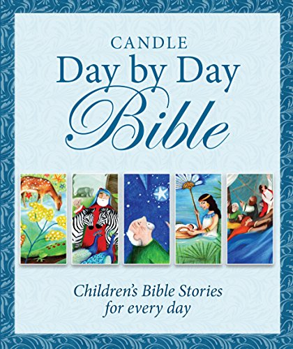 Candle Day By Day Bible By Juliet David