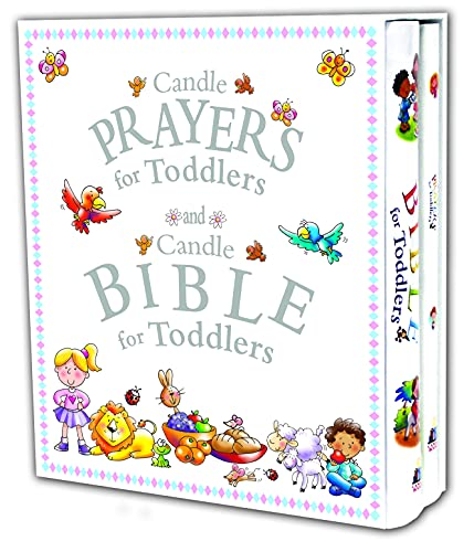 Candle Prayers for Toddlers and Candle Bible for Toddlers By Juliet David
