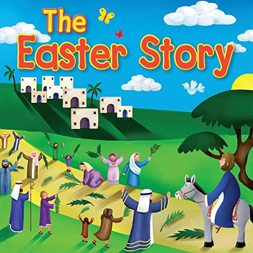 The Easter Story (Candle Bible for Kids) (Candle Read & Share) By Juliet David