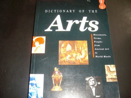 The Hutchinson Dictionary of the Arts By osborne