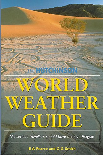 The Hutchinson World Weather Guide by E.A. Pearce