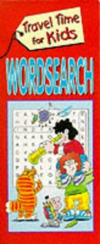 Wordsearch Pad (Travel Time for Kids)
