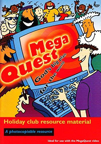 Megaquest By Paul Godfrey