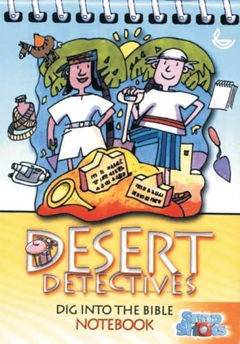 Desert Detectives Notebook By Paul Wallis