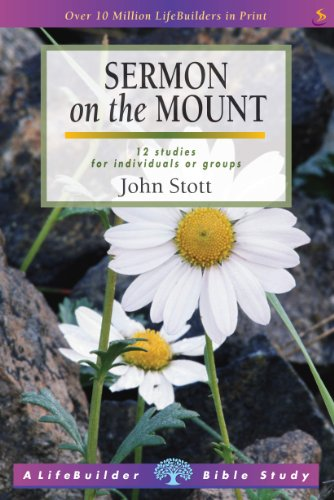 Sermon on the Mount by John R. W. Stott