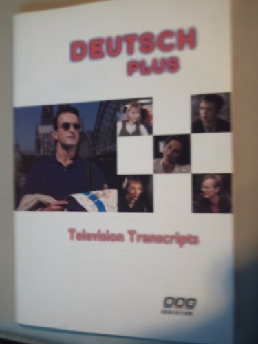 Deutsch-Plus-Television-Transcripts-by-HARGREAVES-David-Producer-Book
