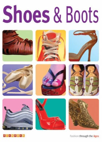 Shoes and Boots By Fiona Macdonald