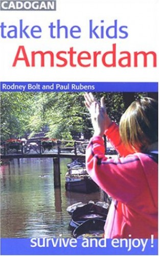 Amsterdam By Rodney Bolt