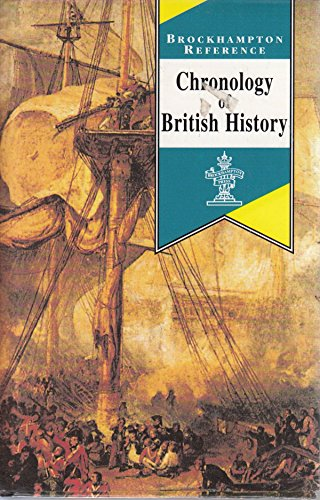 Chronology of British History By unknown