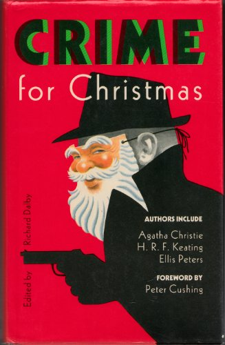 Crime for Christmas By Peter Cushing
