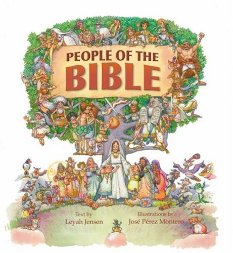 People of the Bible By Leyah Jensen