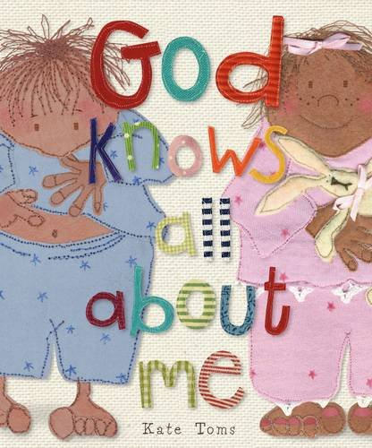 God Knows All About Me By Kate Toms