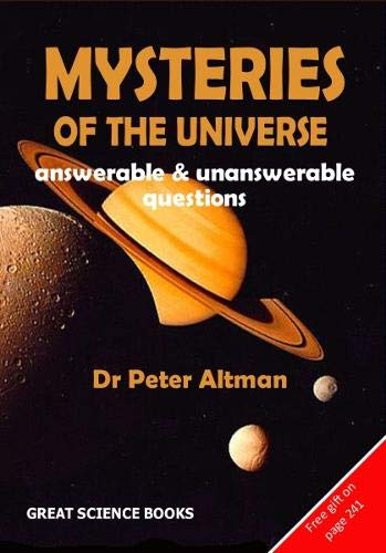 Mysteries of the Universe By Peter Altman