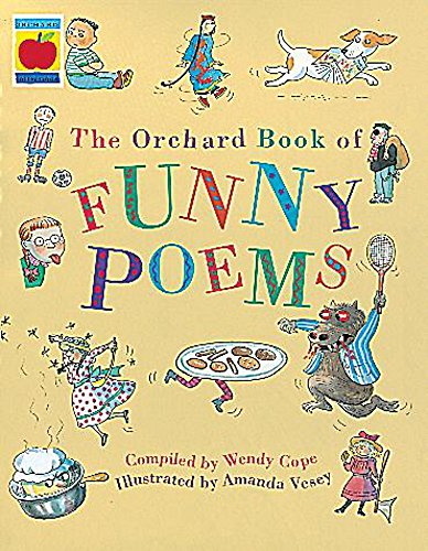 The Orchard Book Of Funny Poems By W Cope