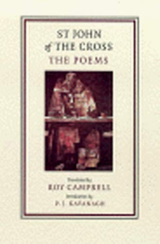 Poems By St John Of The Cross