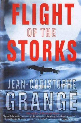Flight of the Storks By Jean-Christophe Grange