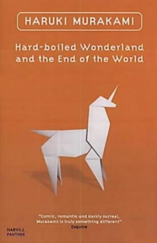 Hard-Boiled Wonderland By Haruki Murakami