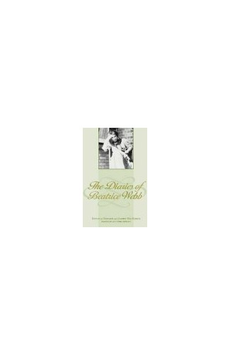 The Diaries of Beatrice Webb By Beatrice Webb