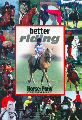 Better Riding By Jackie Budd
