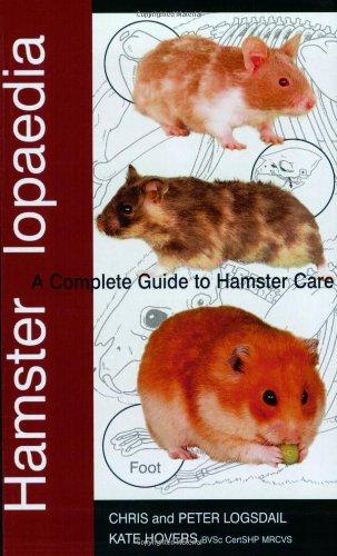 Hamsterlopaedia by Chris Logsdail