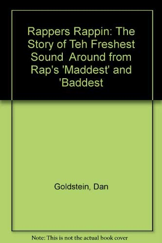 HHC: Rappers Rappin by Dan Goldstein