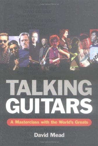 Talking Guitars By David Mead